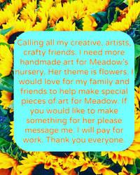 Creative friend I need your help