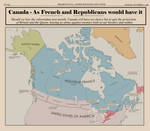 Canada - As French and Republicans would have it.