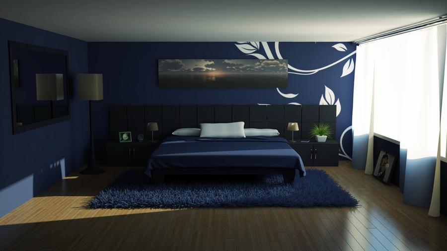 Modern Room by MasonButts