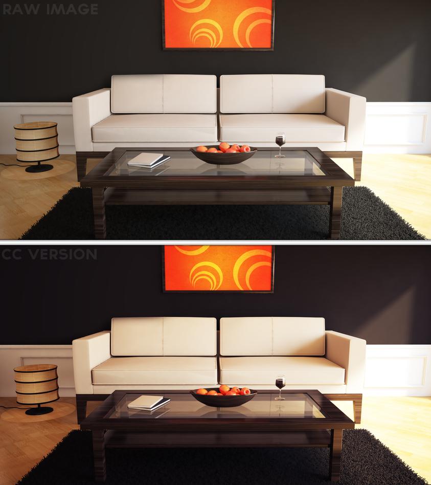 Lounge Area by MasonButts