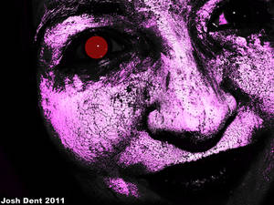 Close Up Zombie