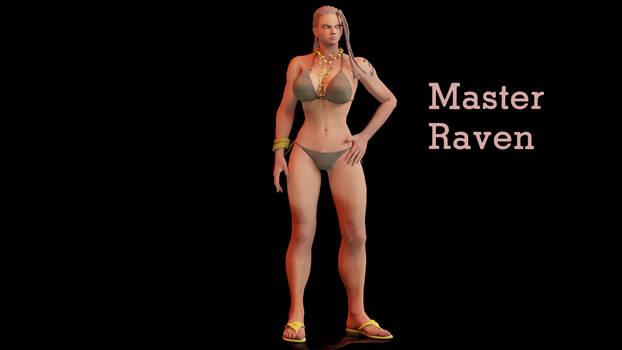 Master Raven (bikini)