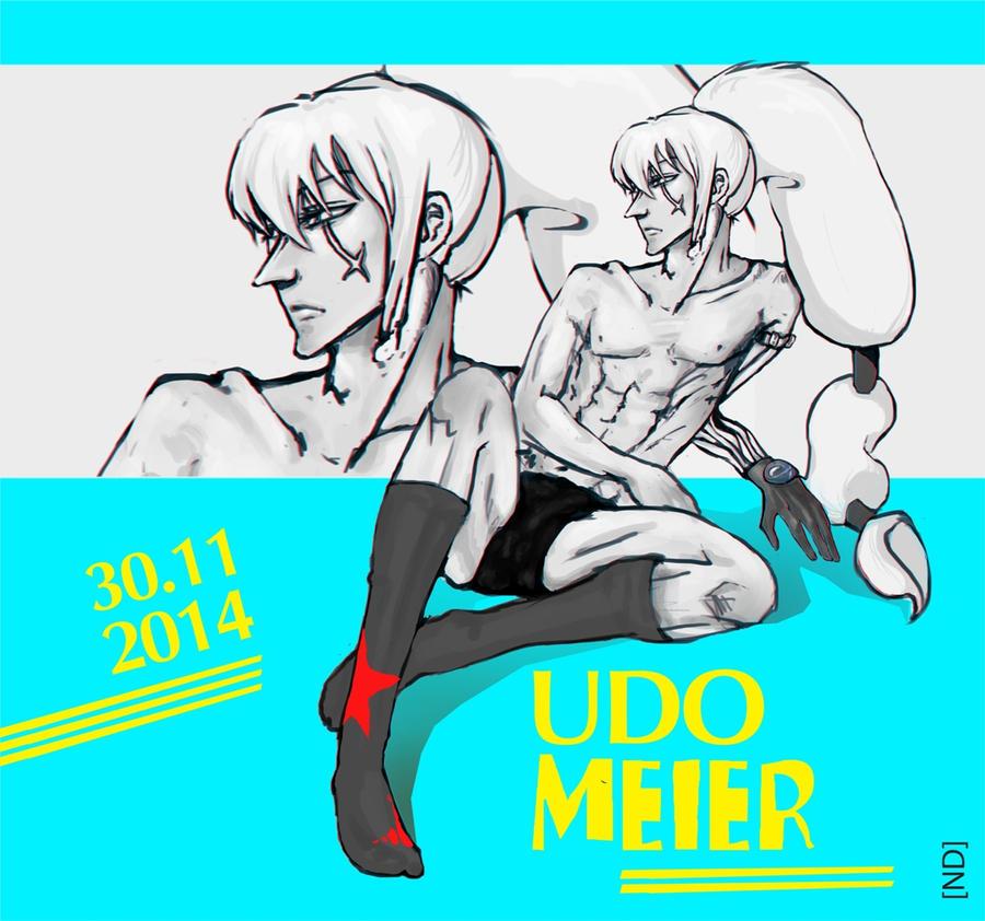 UdoMeier by GaaraNG-DeidaraME