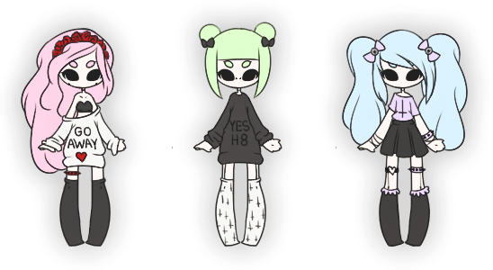 .:: Adoptables - Pastel Core ::. {CLOSED} by Lilitihum