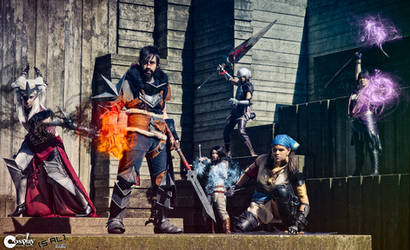 Dragon Age by silenceral