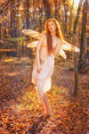 Morning Light Fairy by PsycheOphiuchus