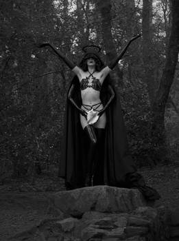 The Black Virgin