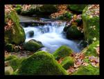 little waterfall I