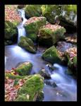 little waterfall II