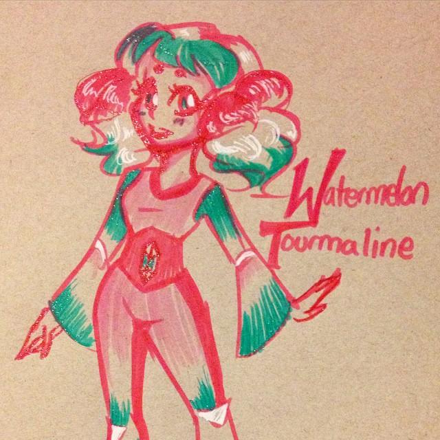 Steven Universe - Gemsona - 18.May.2015 by gyakuten-no-megami