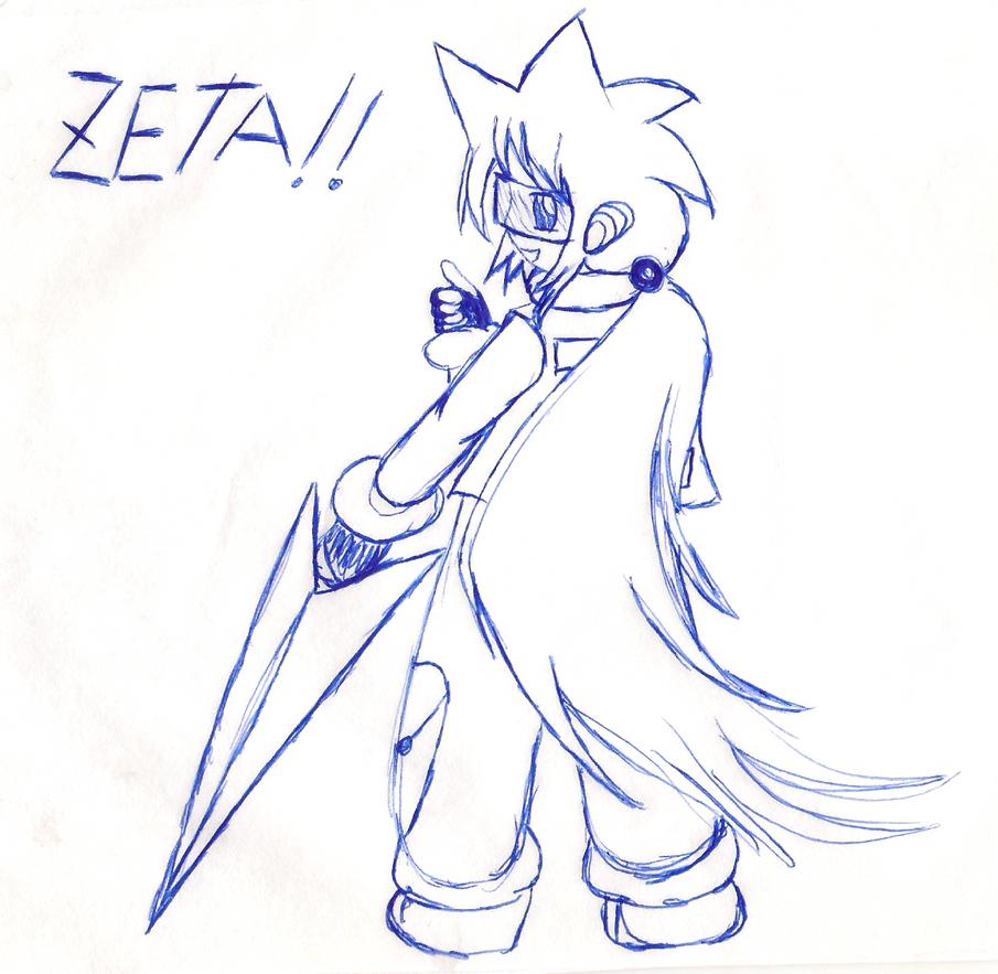Zeta XD by ParcZXpi