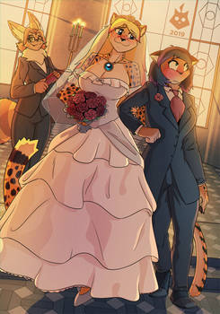 [C] Happily Ever After - for HeelLana (3/3)