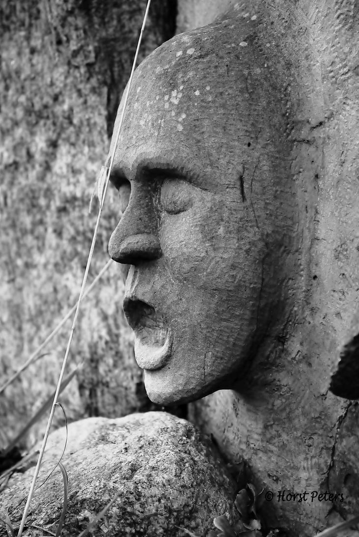 Anguish of dispair / Qual der Verzweiflung 2 by bluesgrass