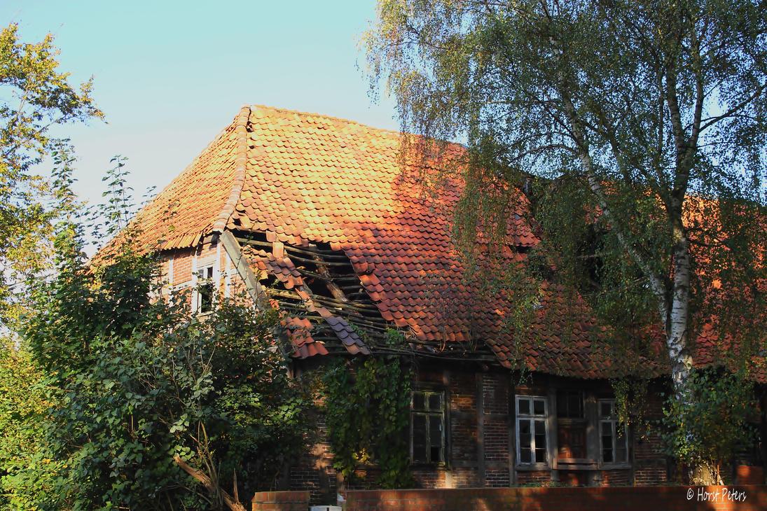 Old Farmhouse 1 by bluesgrass