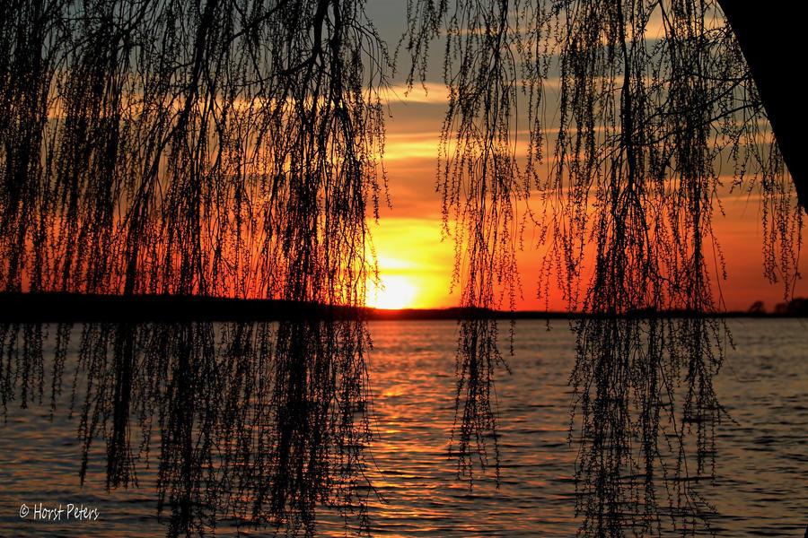 Sonnenuntergang am Steinhuder Meer 2 by bluesgrass