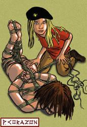 scoutgames2 by bondageincomics