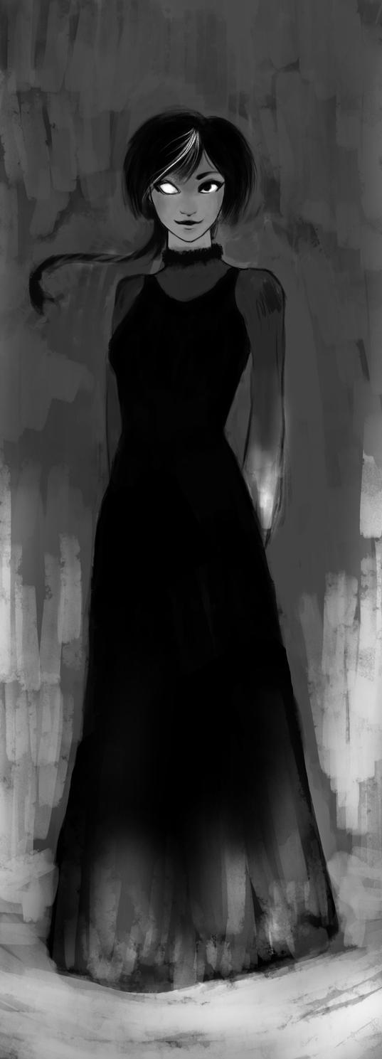 Dragon Witch by xcisinix