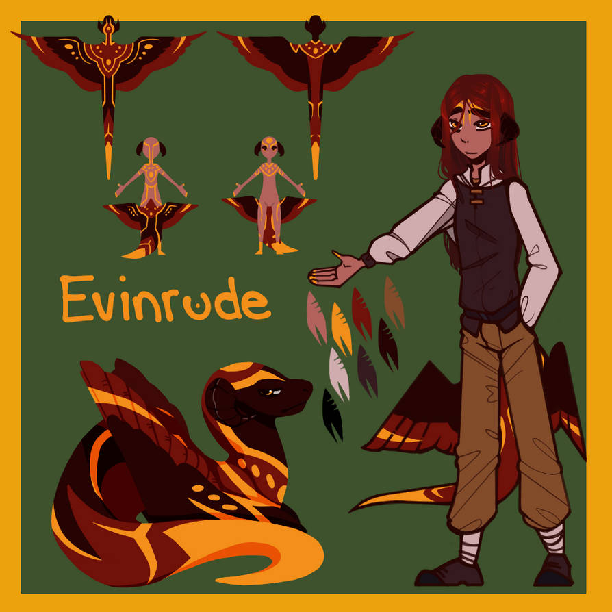 Evinrude by Accidental-Strix