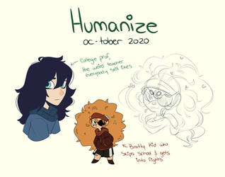 OCtober 2 - Humanize