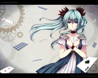 Vocaloid: Karakuri Pierrot by ZenithOmocha