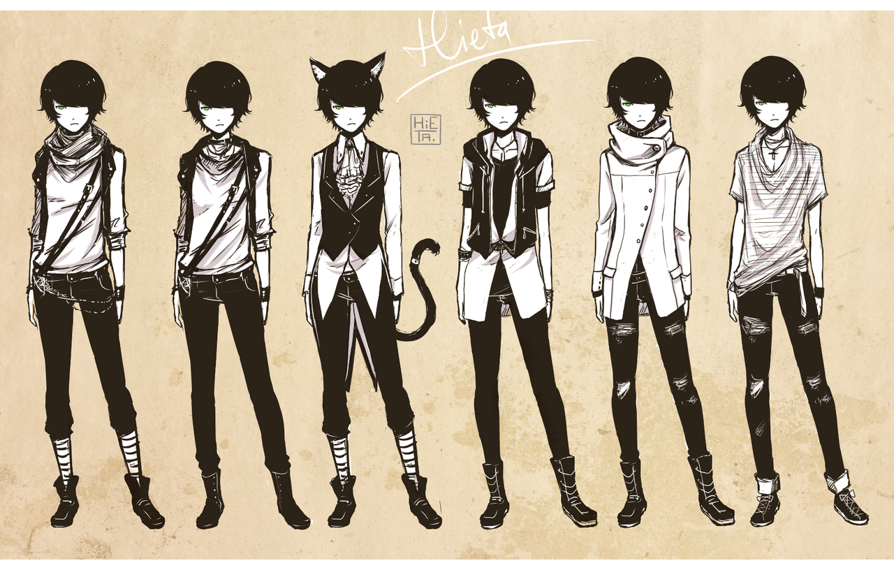 It's just a picture of Sweet Boy Outfits Drawing