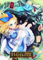 Magic Knight: Alice by ZenithOmocha