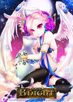 Magic Knight: Bunny Angel by ZenithOmocha