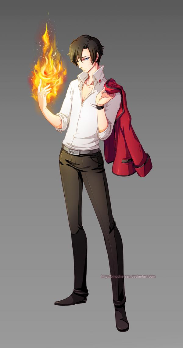 Commission: Kaizen by ZenithOmocha