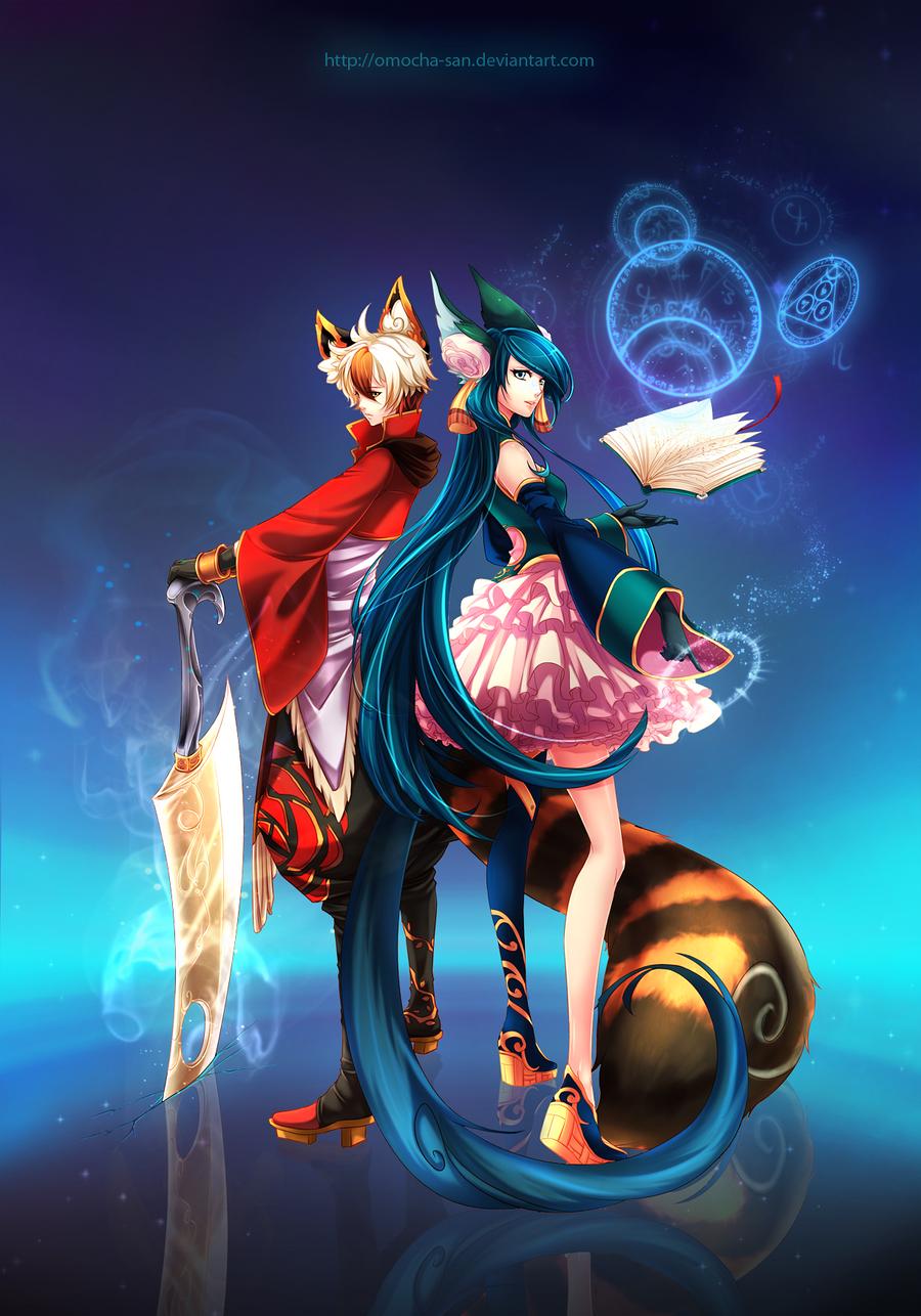 Commission: Vaniraa by ZenithOmocha