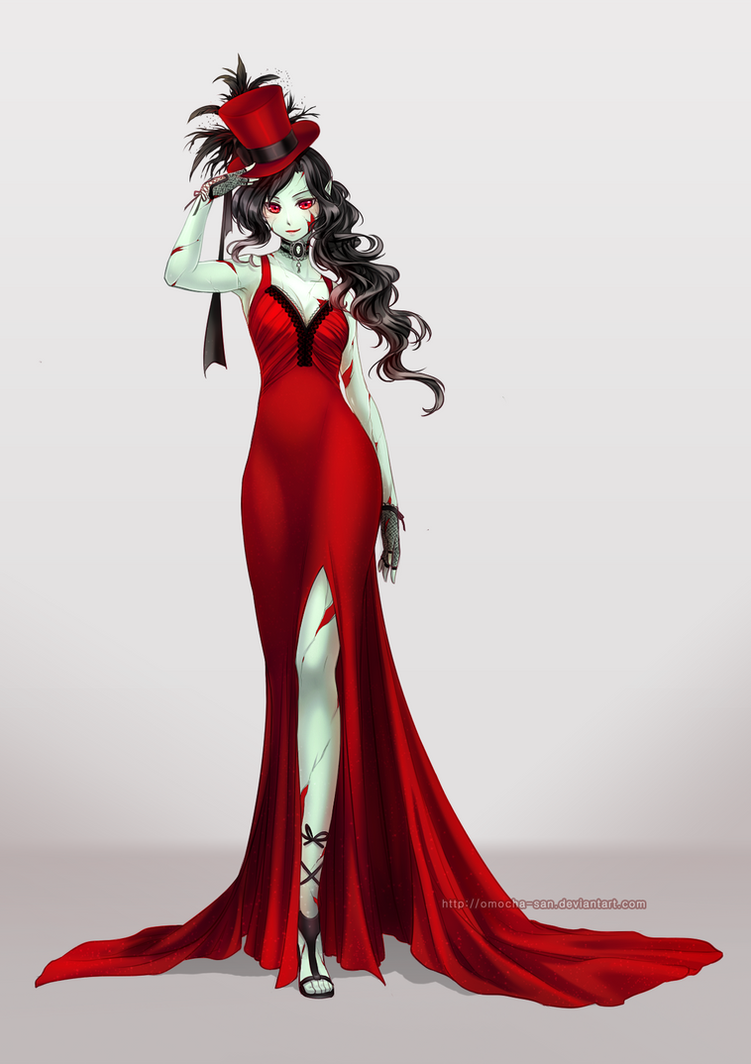 Commission: Rosmiera Vaughn by ZenithOmocha on DeviantArt