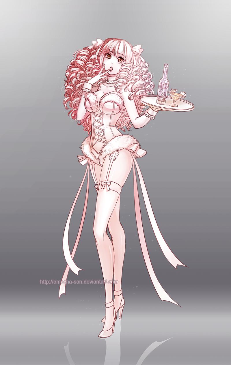 Commission: Lilibeth by ZenithOmocha