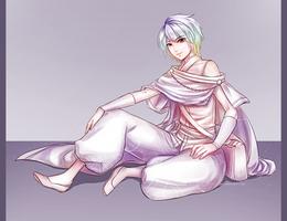 Commission: Vitale by ZenithOmocha
