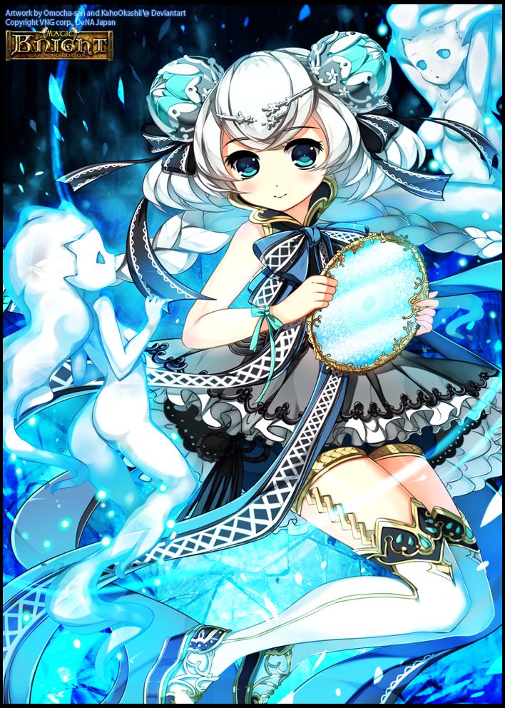 Magic Knight: Mirror Youkai by ZenithOmocha