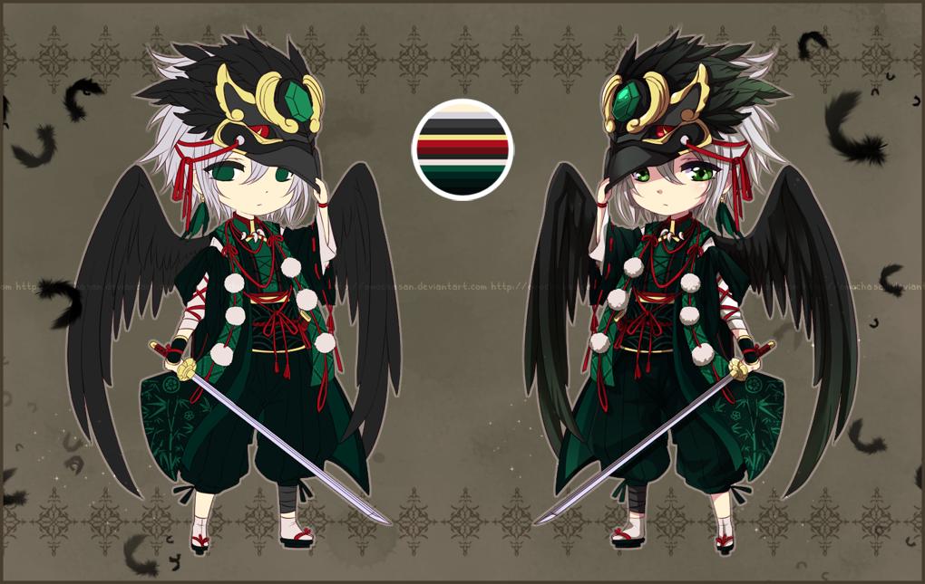 ChixOmo adopt 07 [Custom] by ZenithOmocha