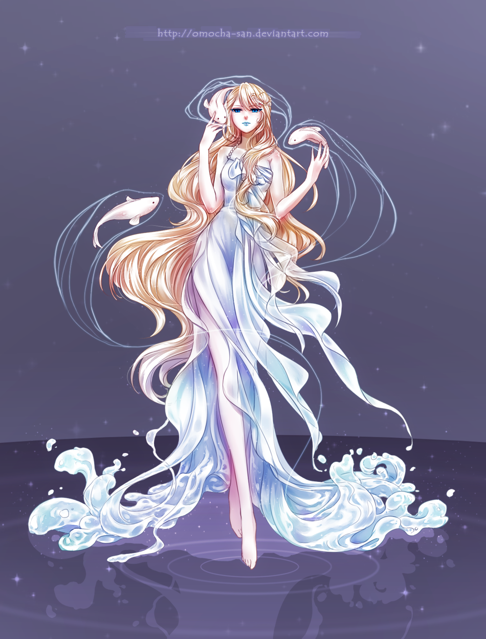 Commission Aphrodite By Zenithomocha On Deviantart