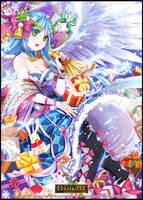 Magic Knight: Christmas Angel by ZenithOmocha