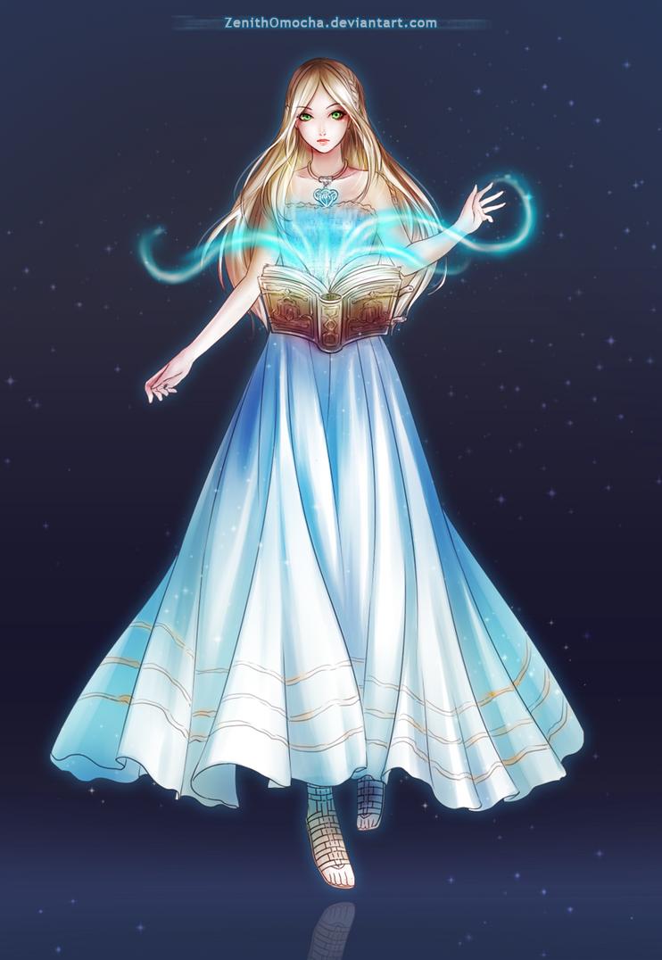 Commission: Serena by ZenithOmocha