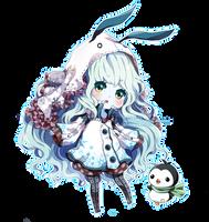 OmoxChi Comm: Yukiko by ZenithOmocha