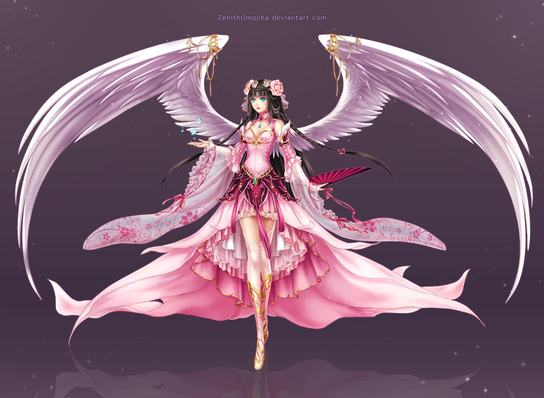 Commission Hanna By ZenithOmocha