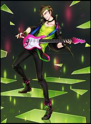 SS2014: NeonRemix by ZenithOmocha