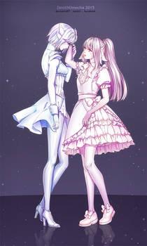 Commission: Sicylie and Elda