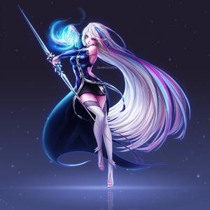Commission: Reina
