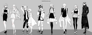 Fashion Commissions [OPEN]