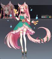 [Adopt] Shinrei No.3 by ZenithOmocha