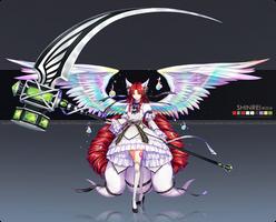 [Adopt] Shinrei No.4 by ZenithOmocha
