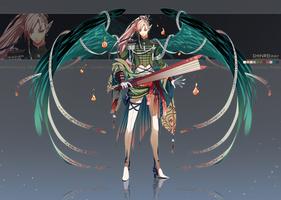 [CLOSED] OmoxPin - Shinrei No.7- set price by ZenithOmocha