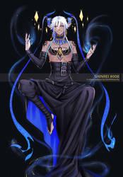 [CLOSED] Shinrei No.8 by ZenithOmocha