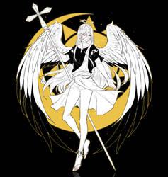 Commission: Saint
