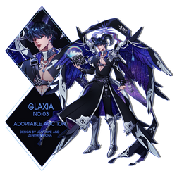 [AUCTION] Glaxia 03 [CLOSED]
