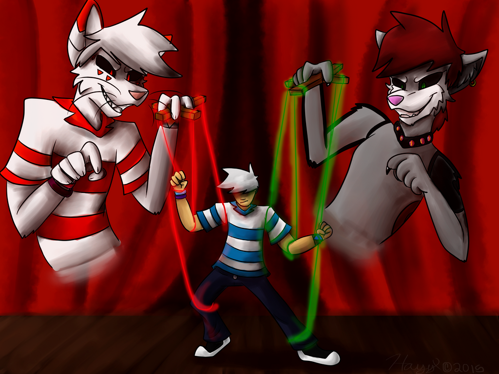 The Puppeteers by hayy1
